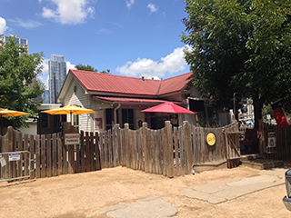 Bar 96 Rainey Street Austin