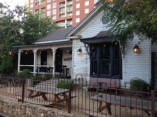 The Blackheart Rainey Street Austin