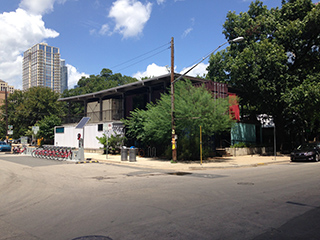 Container Bar Rainey Street Austin